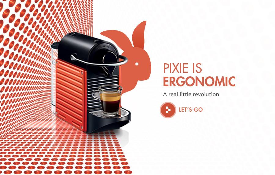 Nespresso PIXIE - The FWA