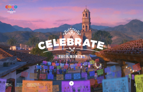 Coco: Celebrate Your Moment - The FWA