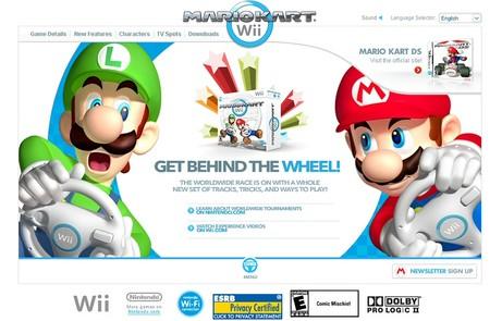 Mario Kart Wii - The FWA