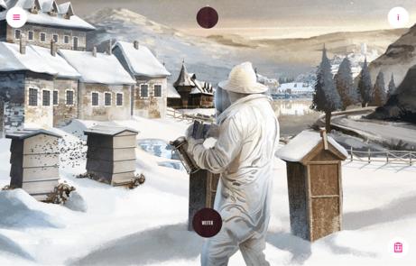 Telekom Weihnachtskalender.Telekom Magic Advent Calendar The Fwa