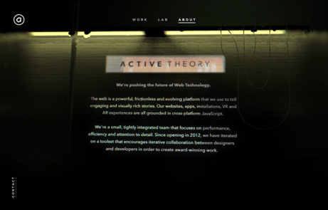 what is active theory