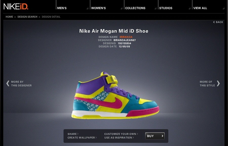 NIKEiD - The FWA