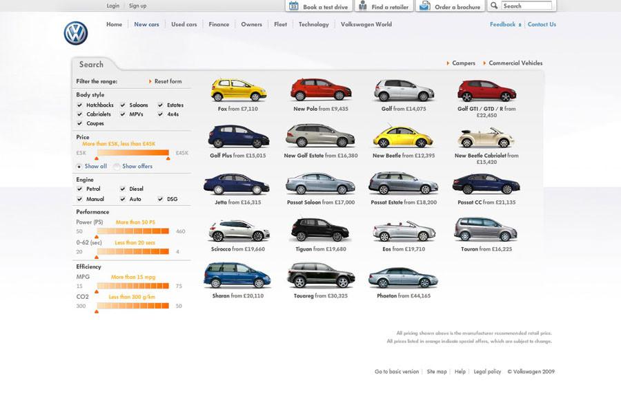 Volkswagen UK - The FWA