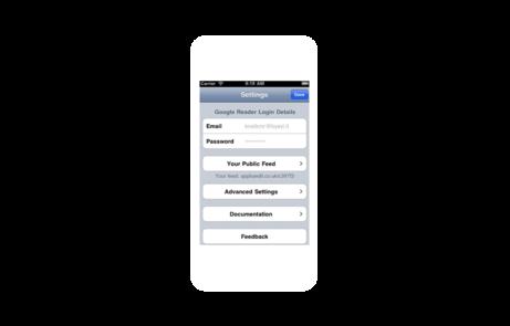 Edit App - The FWA