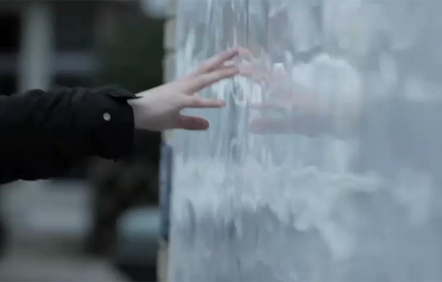 mercedes - transparent walls - the fwa