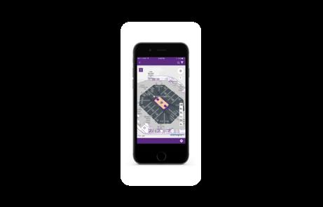 Sacramento Kings + Golden 1 Center App - The FWA
