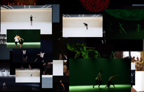 Living archive: a tool for choreography powered by ai - The FWA