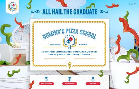 Domino's Pizza School - The FWA