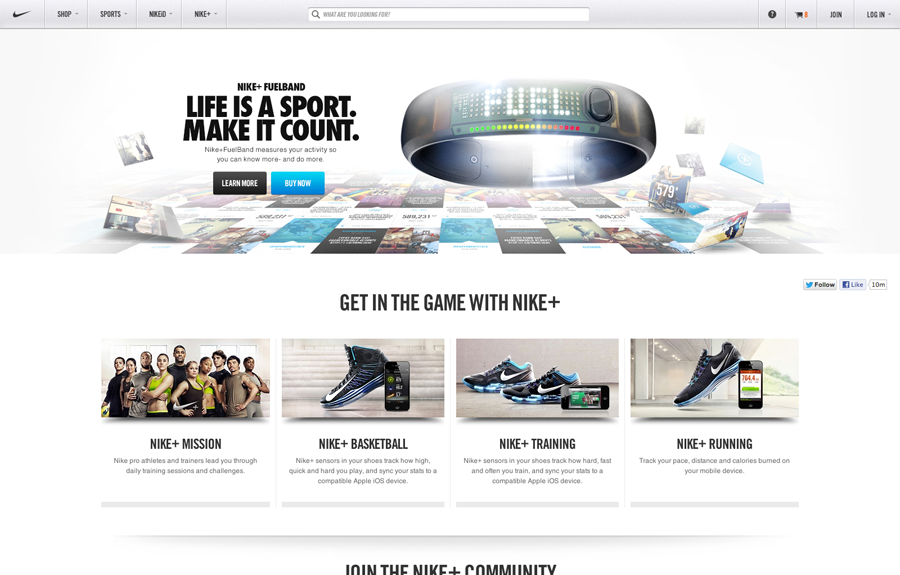 a02c265ecce06 Nike.com - The FWA