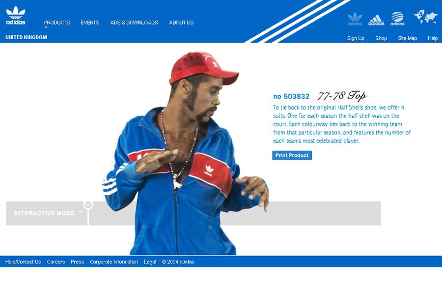 adidas original site