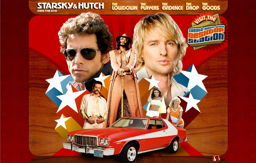 Starsky And Hutch The Fwa