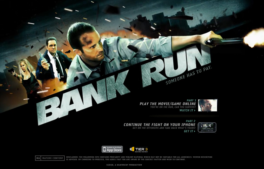 Bank Run Game - The FWA