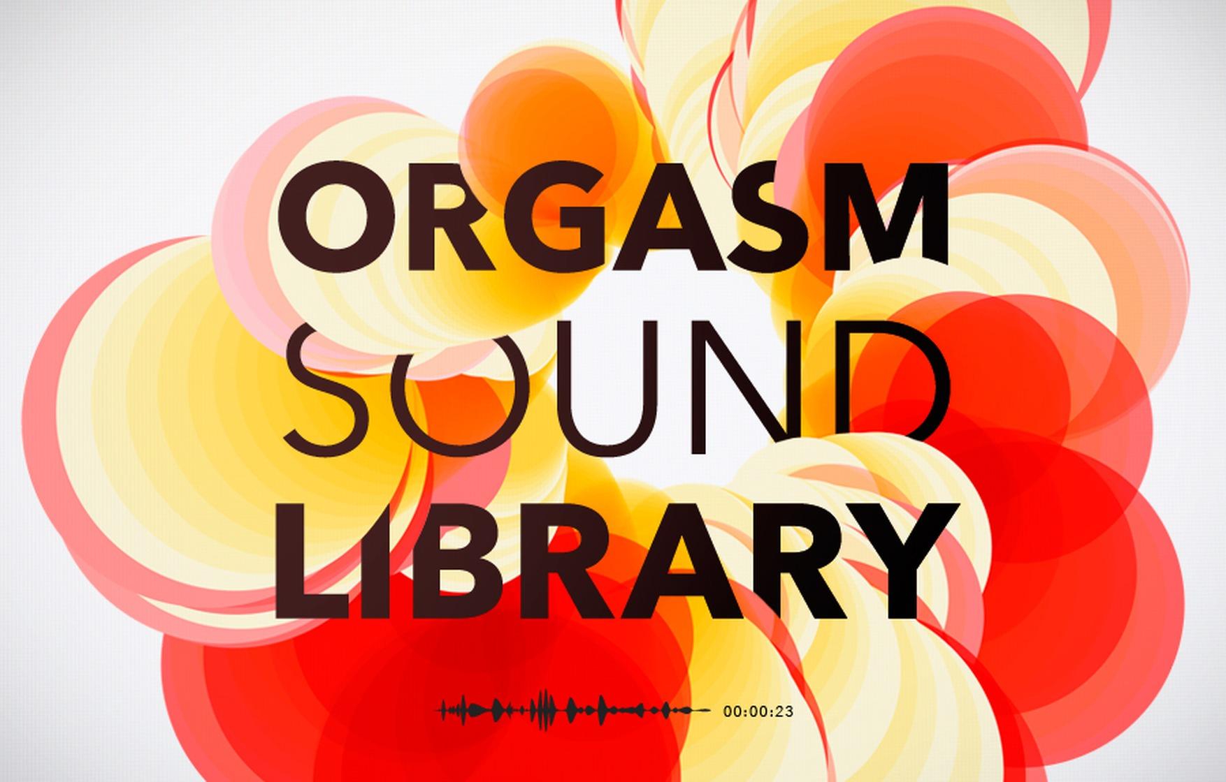 Orgasm Sounds Wav