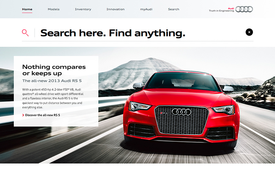 Audi Usa Com >> Audi Usa The Fwa