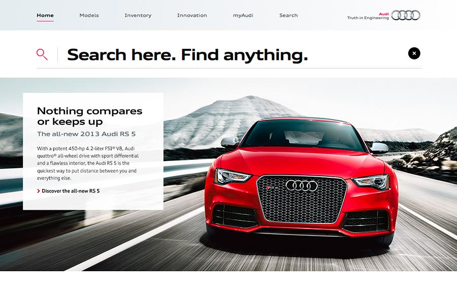 Audi Usa The Fwa