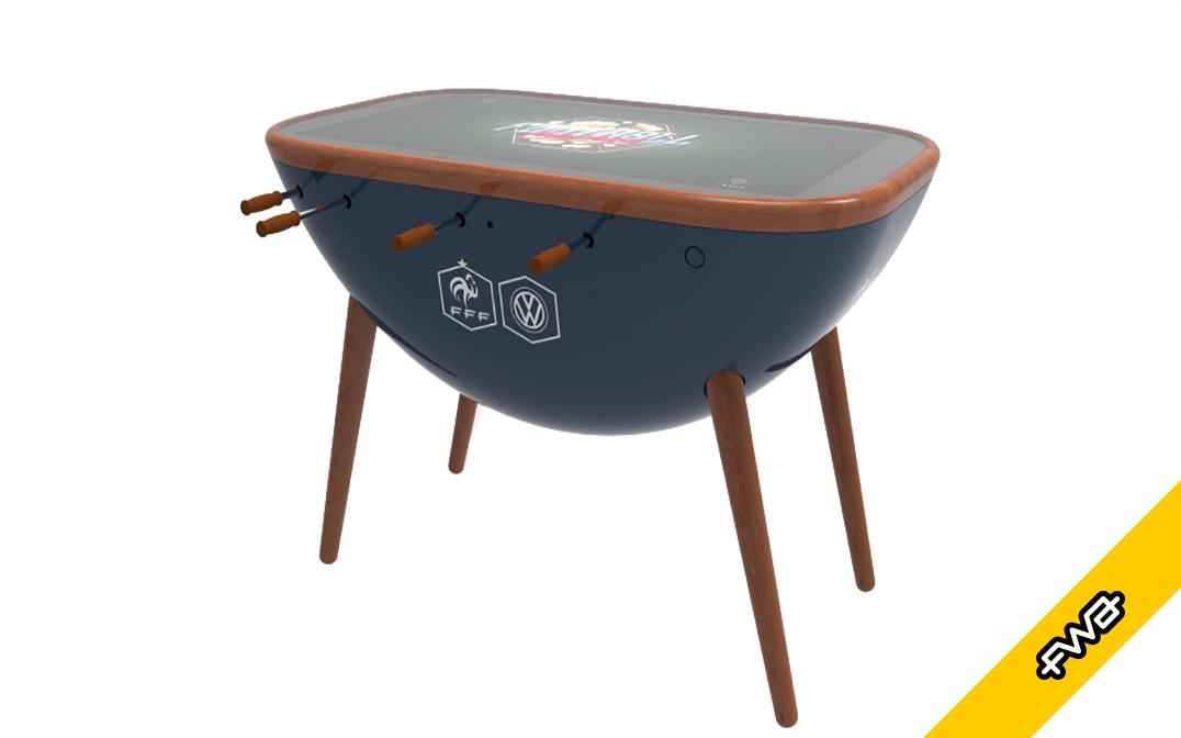 VW: Foosball Arcade