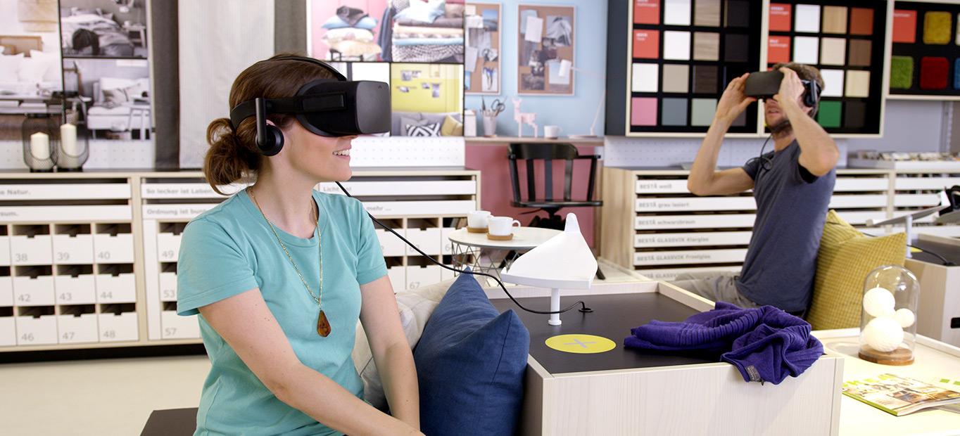The Fwa Insights Ikea Virtual Reality Showroom