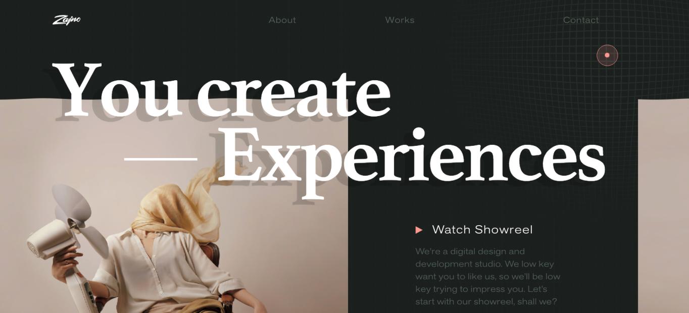 Insights... Zajno Digital Design Studio - The FWA